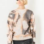 TPN 柄物セーター
