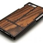 iPhone 6, 6 Plus用ケース EXO23 ブラックアルミ