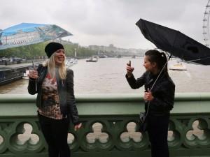 women-friends-rain